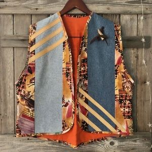 Other - Handcrafted Western Vest
